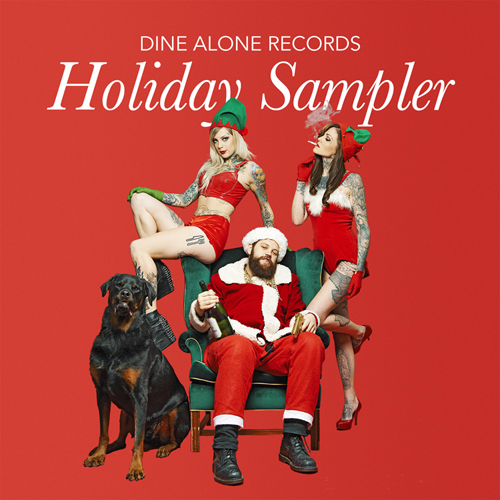 Dine Alone Records Holiday Sampler
